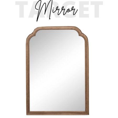 Target finds, home decor, mirror, living room, entryway decor,   #LTKunder100 #LTKhome
