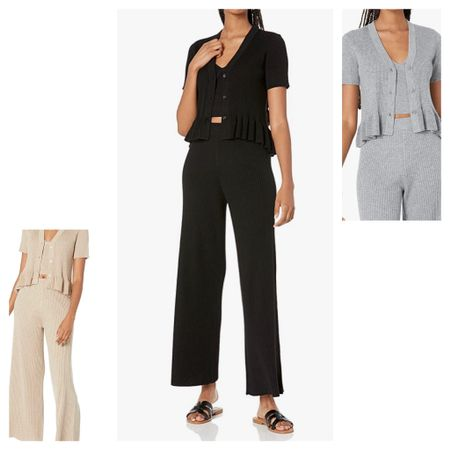 Loving these comfy pieces by The Drop on Amazon.   #LTKunder50 #LTKunder100