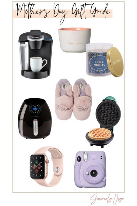 http://liketk.it/3epf4 #liketkit @liketoknow.it   mother's day, mothers day gift guide, gifts for her, mother's day gifts, gift guide for her, affordable mother's day gifts, unique mother's day gifts, special gifts for mom, mom gift guide, deals for mother's day, apple watch, self care, spa day, slippers, candles, mom certificate, pajama sets, pj set for her, mother's day pajamas, silk pajamas, comfy pajamas, kodak cameras, keurig, waffle maker, waffle machine, instant camera, air fryer, electric facial brush, facial brush, facial cleanser, eye mask, under eye mask, vitamin c mask, bamboo tray, bath tray, pour over coffee maker, coffee machine, jade roller, jade roller for her.