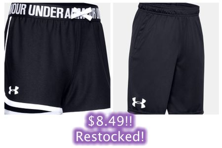 The Kids' Under Armour s@le is still going on, and it's still GOOOOD! Shorts are restocked and other items, too! Use code KIDS50 to take the extra 50% off kids' apparel! #underarmour #kids #kidsapparel #springoutfits #activewear #LTKkids #LTKfamily #LTKsalealert http://liketk.it/39ZN8 #liketkit @liketoknow.it