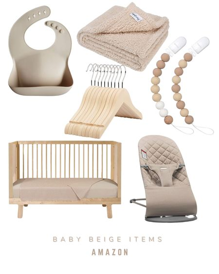 Baby beige items from Amazon  Follow my shop on the @shop.LTK app to shop this post and get my exclusive app-only content!  #liketkit #LTKbaby #LTKbump #LTKhome @shop.ltk http://liketk.it/3kriI