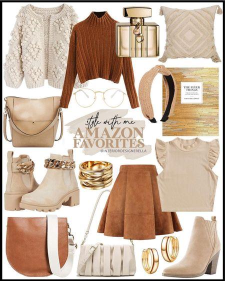 Amazon finds! Click below to shop Amazon fashion! Follow me @interiordesignerella for more amazon fashion!!! So glad you're here! Xo!!!❤️🥰👯♀️🌟 #liketkit @liketoknow.it   #LTKSale #LTKshoecrush #LTKHoliday