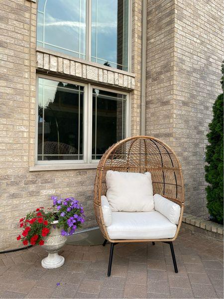 Affordable egg chair   #LTKSale