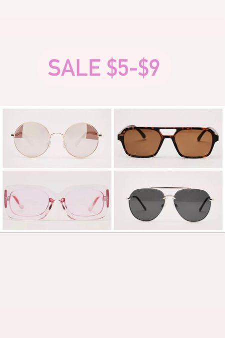 $5-$9 sunglasses 🕶   #LTKunder50 #LTKGifts #LTKstyletip