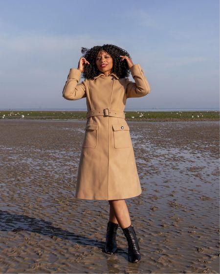 Classic Camel Winter Coat   #LTKworkwear #LTKeurope #LTKSeasonal