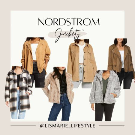 http://liketk.it/3nE9F  #Nordstrom #fallfashion #fallnewarrivals #jackets #shackets  #LTKworkwear #LTKSeasonal