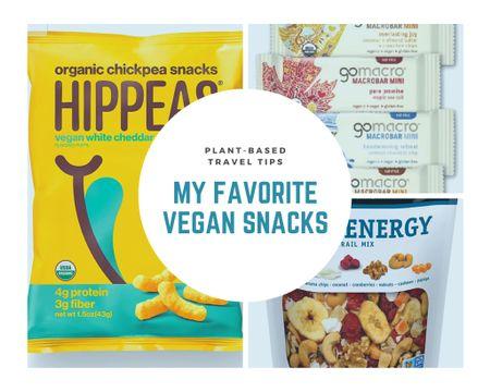 Sneak peak at my latest blog post, my favorite vegan snacks http://liketk.it/2SPww #liketkit @liketoknow.it #LTKunder100 #LTKtravel #LTKfit