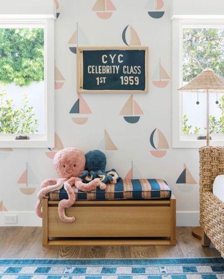 Cutie kids room. #jzinteriordesigns  #LTKfamily #LTKhome