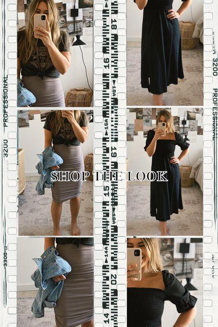 cute + casual outfit ideas 🤍  #LTKfit #LTKstyletip #LTKbeauty