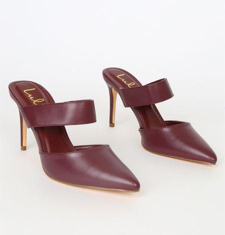 Lulus burgundy pumps ♥️ Lulus high heels & pumps, wedding heels, wedding shoes, white pumps, neutral pumps, white high heels, white chunky heels, neutral high heelsl @shop.ltk #liketkit #lulus #lovelulus 🥰 Thanks for being here! 🤍 Xo Christin #LTKstyletip #LTKshoecrush #LTKworkwear #LTKstyletip #LTKcurves #LTKitbag #LTKsalealert #LTKwedding #LTKfit #LTKunder50 #LTKunder100    #LTKHoliday