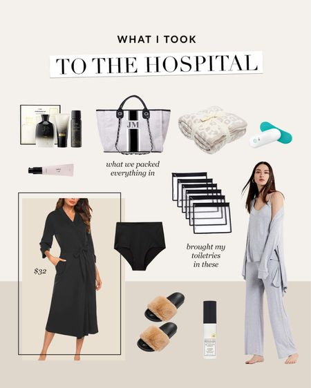 hospital essentials #newborn #baby   #LTKfamily #LTKbaby #LTKbump