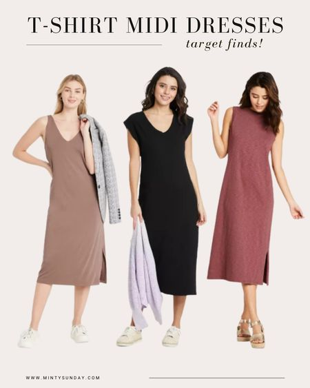 sale alert! 20% off dresses, Midi dress, neutral, minimal wardrobe, target style, target finds  #ltkstyletip #ltksalealert #ltkunder50