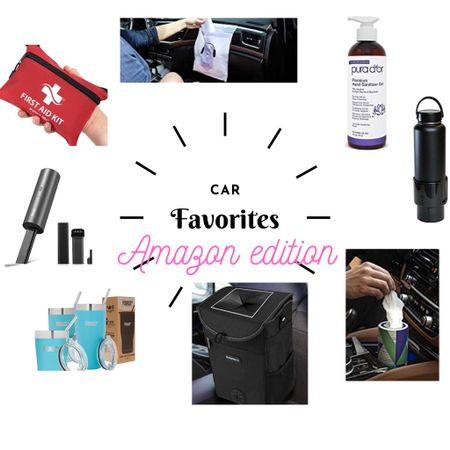 Everything you need to hit the road and stay organized in the car!  #travel #carmusthaves #roadtrip #ontheroad   http://liketk.it/3bWYz #liketkit @liketoknow.it
