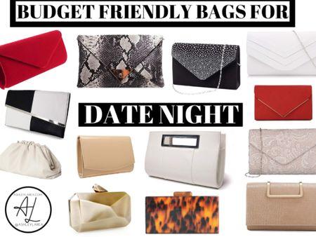 On the blog: Amazon Handbags Under $40 For Every Occasion! Read more at ashleylarea.com 💛 http://liketk.it/2SV8m #liketkit @liketoknow.it #LTKitbag #LTKunder50 #LTKsalealert date night bag crossbody small bag purse