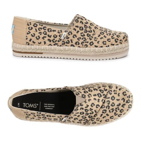 Well these are cute TOMS espadrille sandals! ❤️ Under $35!! (Reg. $70) Free shipping if you sign into your account! It's free to have one!   Xo, Brooke  #LTKshoecrush #LTKstyletip #LTKsalealert