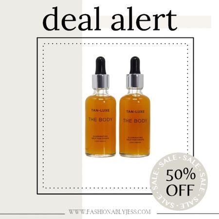 Two for price of one! My tanning drops are   #LTKunder50 #LTKsalealert #LTKunder100