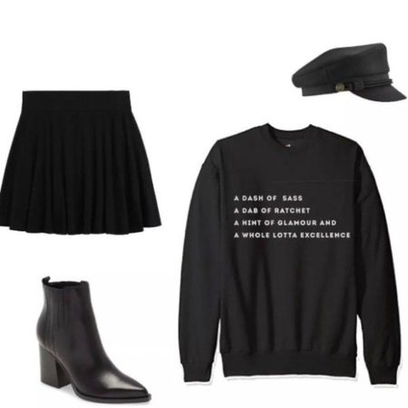 """Get the look here! Snag your """"Perfect Mix"""" crewneck from my site www.closet-whisperer.com!! You can instantly shop my looks by following me on the LIKEtoKNOW.it shopping app http://liketk.it/32vSA #liketkit @liketoknow.it   #StayHomeWithLTK #LTKgiftspo"""