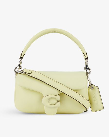 The Coach pillow tabby mini bag http://liketk.it/3h4Yi #liketkit @liketoknow.it