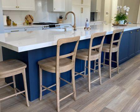Great kitchen stools. http://liketk.it/3fluB #liketkit @liketoknow.it #LTKhome