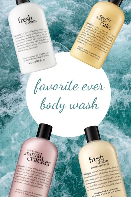 Favorite ever body wash, especially the fresh cream and animal cracker.. smells like a dream 😏 Free shipping on orders over $35!!   #LTKunder50 #LTKunder100 #LTKbeauty