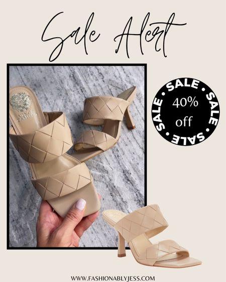 Loving these new heels!   #LTKshoecrush #LTKunder100 #LTKsalealert