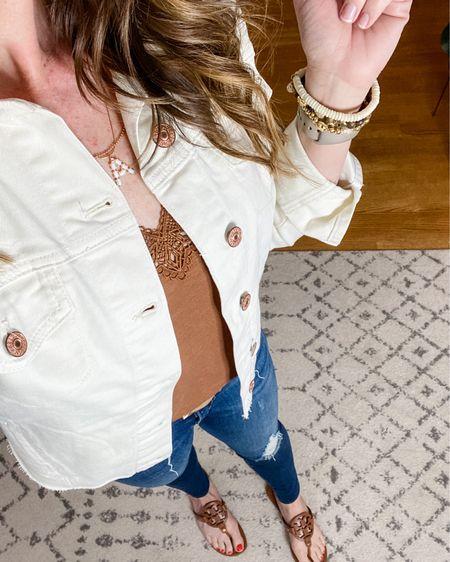 Wearing XXS in jacket. Size down for a more fitted look.    http://liketk.it/3f9yJ #liketkit @liketoknow.it #LTKunder100 #LTKstyletip