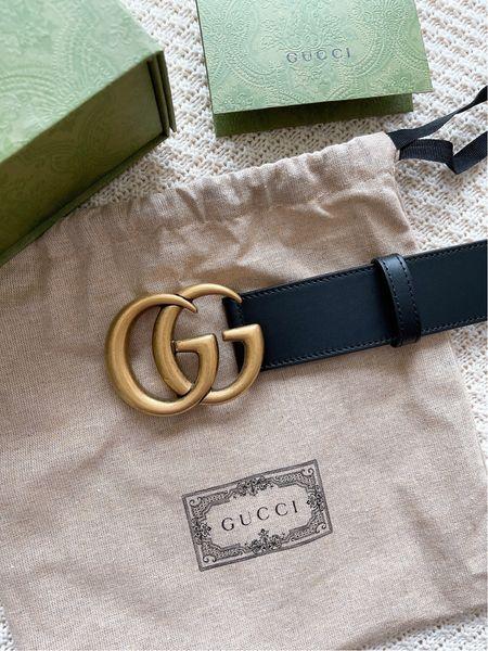 Double G Marmont Gucci Belt   #LTKbeauty #LTKstyletip #LTKworkwear