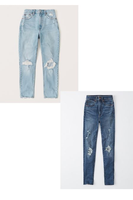 Mom jeans or skinny jeans?  The great generational debate!  I personally love both!!   http://liketk.it/3ea82 #liketkit @liketoknow.it