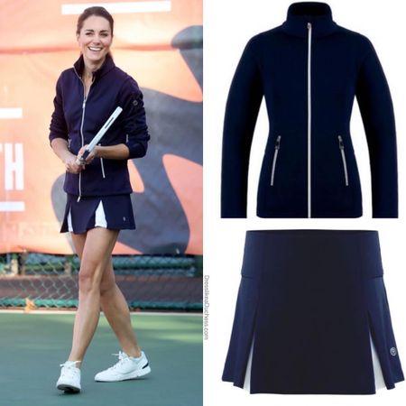 Replikate the tennis outfit #skort #skirt #athletic #tennis   #LTKeurope #LTKstyletip