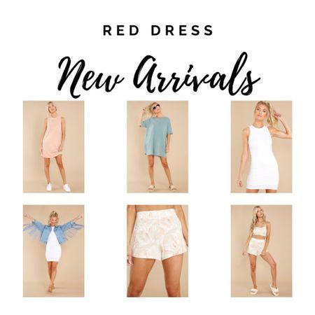 Summer fashion, matching sets, denim jacket http://liketk.it/3jdWP #liketkit @liketoknow.it #LTKunder100 #LTKunder50 #LTKfit