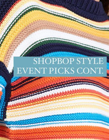 Shopbop picks continued..  #LTKstyletip #LTKsalealert #LTKSeasonal