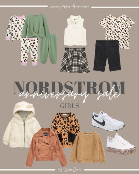 Nordstrom Anniversary Sale Girls  #LTKfamily #LTKbaby #LTKkids