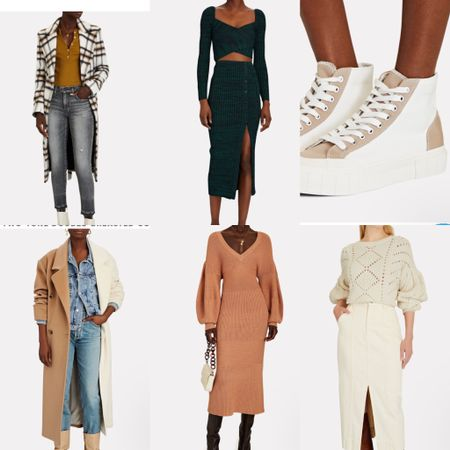My favorite fall clothes from Intermix  #LTKstyletip #LTKSeasonal #LTKGiftGuide