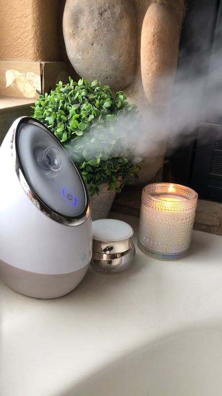 Facial steamer. Weekend ritual. SO good for your skin! This would make a nice gift as well.   #LTKbeauty #LTKunder50 #LTKGiftGuide