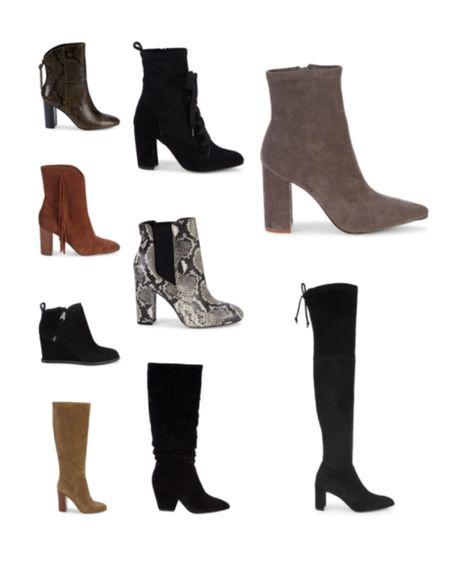 Can't get better than this, 30% off already marked down prices!!!🙌🏼 Use code COZY for the extra discount. So many greats boots!!! #liketkit @liketoknow.it http://liketk.it/2FTYB