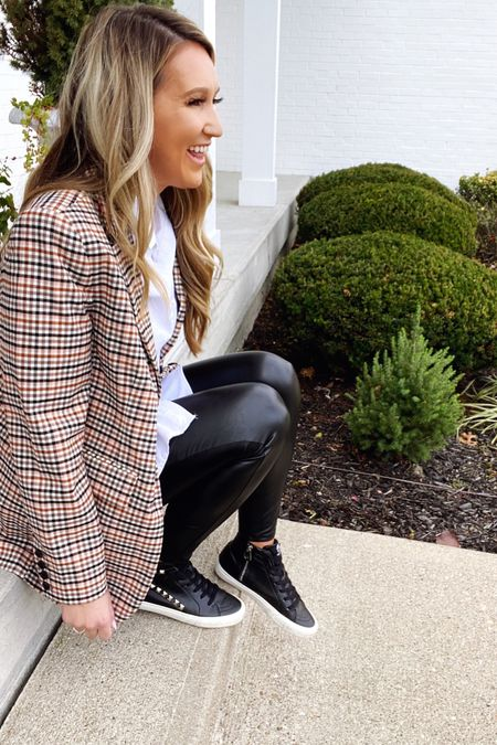 What's your unspoken love language? ✨ not a real love language... I'll go first.. snacks, music, humor.. sharing a blazer...  Follow me on the LIKEtoKNOW.it shopping app to get the product details for this look and others #LTKSeasonal #LTKVDay #StayHomeWithLTK @liketoknow.it #liketkit http://liketk.it/36QtI