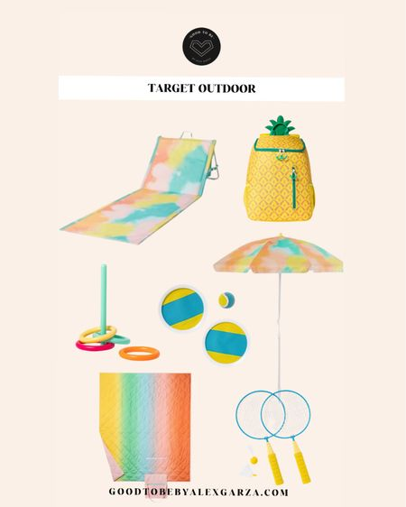 Colorful outdoor things from target! http://liketk.it/3ffDz #liketkit @liketoknow.it