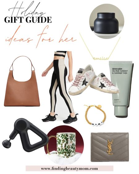 Holiday gift guide, ideas for her, sister gifts, girlfriend gifts, stocking stuffer, Hanukkah gifts, luxury gifts, wish list,   #LTKfit #LTKHoliday #LTKGiftGuide