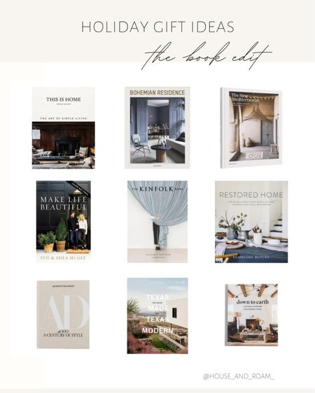 In need of a last minute gift? You can't go wrong with a book! #giftideas #homedecorbook #homedecor #christmasgift #LTKstyletip #LTKgiftspo #LTKhome @liketoknow.it.home @liketoknow.it.family Shop your screenshot of this pic with the LIKEtoKNOW.it shopping app http://liketk.it/33zBr #liketkit @liketoknow.it