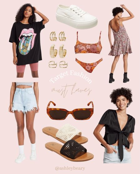 Target fashion must haves 💕 Linked some of my new favorites! http://liketk.it/3iQ3e @liketoknow.it #liketkit #LTKsalealert #LTKstyletip #LTKunder50