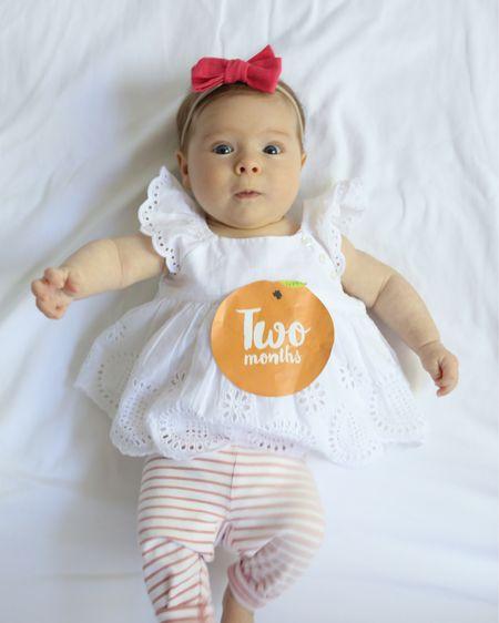 http://liketk.it/2DYWc #liketkit @liketoknow.it  Baby is 2 months old!