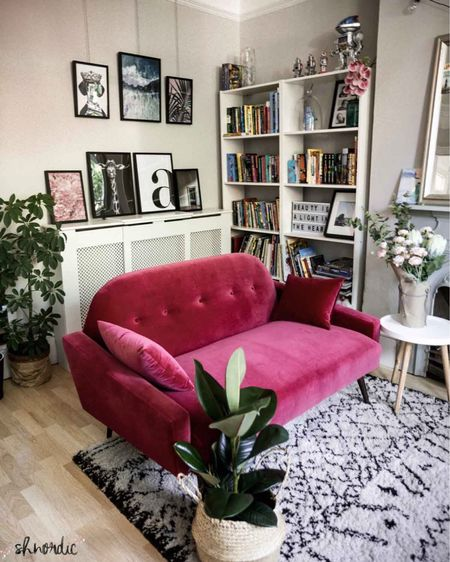 My bright pink velvet sofa in my living room corner http://liketk.it/2QIPF #liketkit @liketoknow.it #LTKeurope #LTKhome #LTKunder100 @liketoknow.it.europe @liketoknow.it.home  . . . . . #livingroom #pinksofa #sittingroom #interstyling #howihome #neutralhomedecor #neutralhome #monochromehome #nordicdesign #scandinaviandesign #hyggehome #mynordicroom #mynordichome #roomdecor #renovation #renovationproject #apartmenttherapy #fixerupper #doerupper #livingroomisnpo #myhomevibe #myhome #housetour #cornerofmyhome #openplanliving #interiordesign #lounge