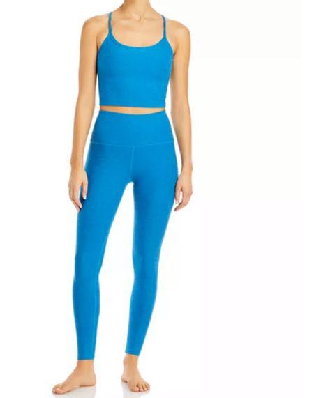 Blue workout set   #LTKfit #LTKunder100 #LTKstyletip