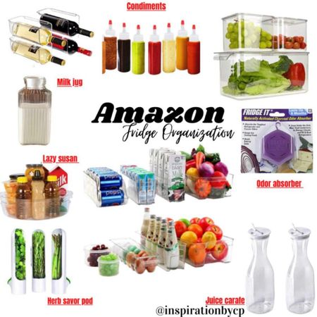 http://liketk.it/3eYnT http://liketk.it/3e6L2 Let's get organized! Give your fridge a makeover by storing your food in clear containers. It will give you a cohesive look, food will keep its freshness longer, and you will be able to see every item in your fridge. http://liketk.it/35bEd #liketkit @liketoknow.it #LTKNewYear #LTKhome #LTKunder50 @liketoknow.it.home Shop your screenshot of this pic with the LIKEtoKNOW.it shopping app