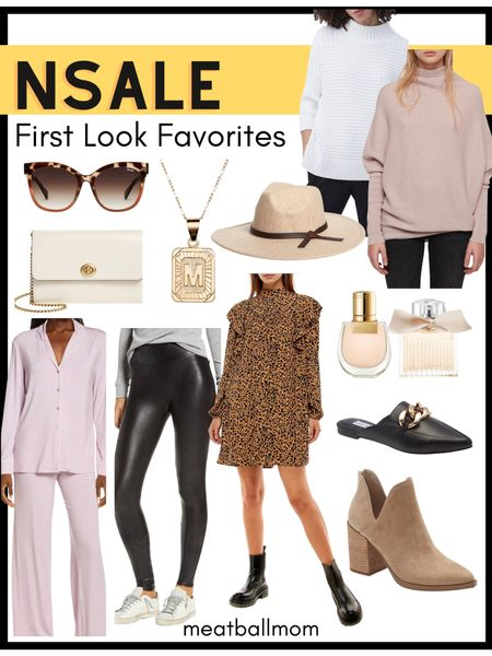 These are my first-look favorites from the Nordstrom Anniversary Sale preview!   The #NSale is a great time to stock up or grab some new items for Fall & Winter on major discount!     Nordstrom, anniversary sale, Nordstrom Anniversary Sale, #NSale #nordstrom , fall fashion, boots, booties, SPANX, faux leather leggings, sweaters #ltkstyletip #ltkfit #ltkbeauty barefoot dreams  #LTKSeasonal #LTKsalealert #LTKshoecrush