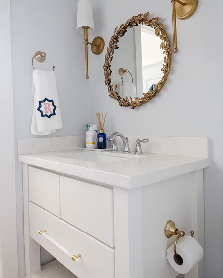 All about the lucite hardware in our home (from cabinets to dressers) today on the blog -link in bio! Lucite hardware is such a fun way to add a modern touch to any space. I even love it's use on antique pieces. Shop your screenshot of this pic with the LIKEtoKNOW.it shopping app http://liketk.it/36LfE #liketkit @liketoknow.it #LTKhome @liketoknow.it.home