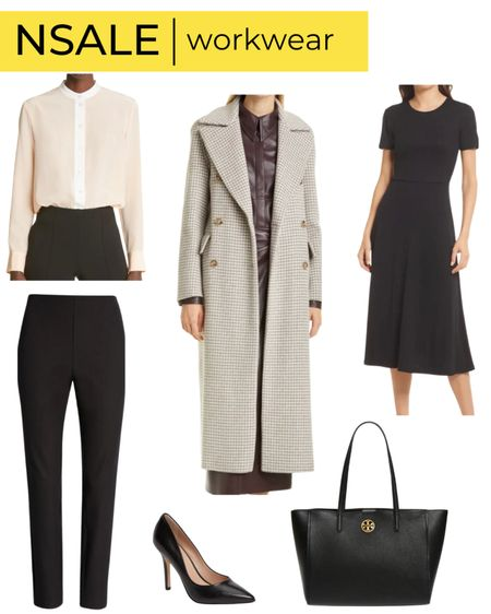 Nsale wear-to-work outfits   #LTKstyletip #LTKworkwear #LTKsalealert