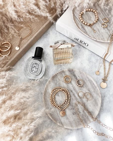 Stylin by Aylin Collection, 14k gold filled jewelry, necklaces, bracelets, rings, beaded bracelet, gift guide, use code STYLIN10 at checkout for 10% off   #LTKunder100 #LTKstyletip #LTKGiftGuide