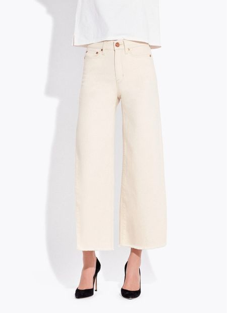 The chicest ivory pants for the season!   #LTKSeasonal #LTKstyletip