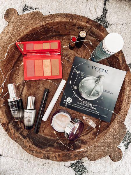 Lancôme holiday gift set Skincare bundle  Gift guide for her  Beauty gifts Ulta   #LTKGiftGuide #LTKbeauty